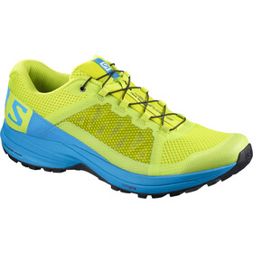Salomon XA Elevate Shoes Men Acid Lime/Hawaiian Surf/Black